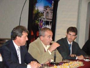 """Momento de la presentación del Proyecto """"Ferrotur de las Bodegas"""""""