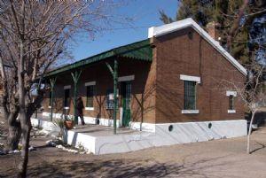 El centro cultural abre de lunes a viernes de 8 a 13. Patricio Caneo.
